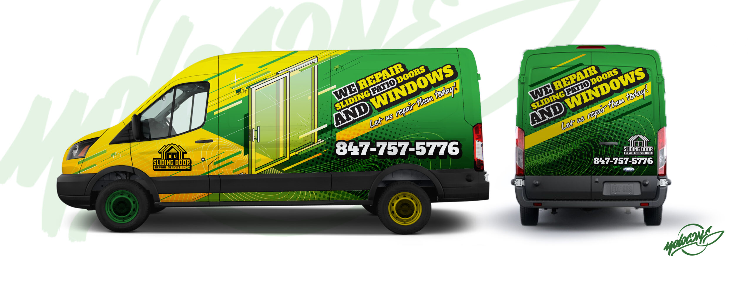 windows repair - branding