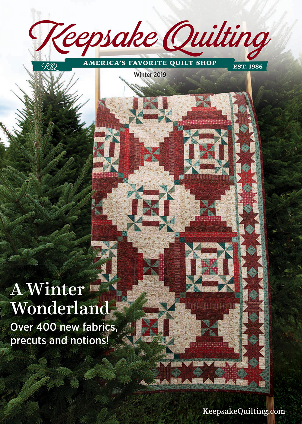 Shop the Winter Catalog