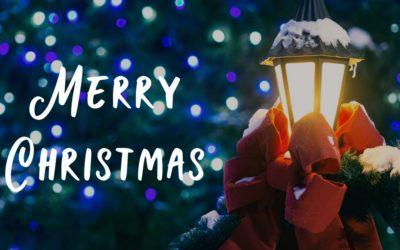 Merry Christmas from Davenport Motor Co.