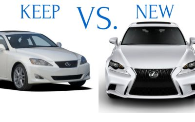 Keep your car or buy a new one?