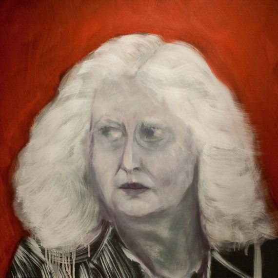 women-with-bright-white-hair-30-x-40-oil-on-canvas-2010