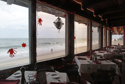 Ocean Grill: The seafood favorites are scary good!