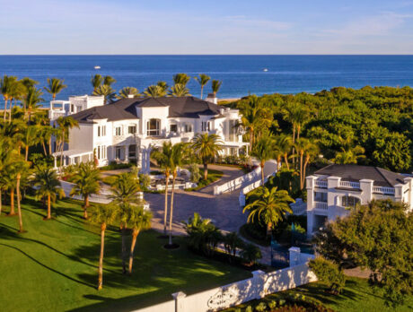 Prominent 'Palazzo Di Mare' estate tops $10M at auction