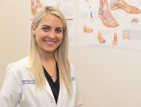 Dump that bump with minimally invasive bunion surgery