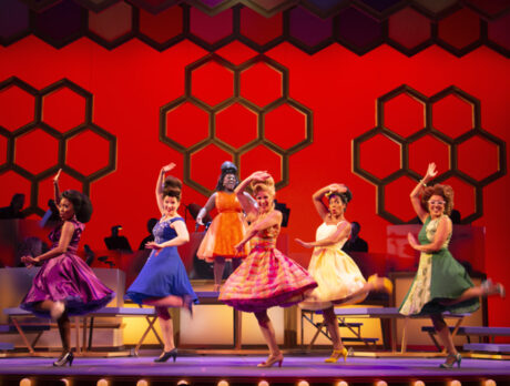 Buzz thrill: Sounds of the '60s scintillate in 'Beehive'