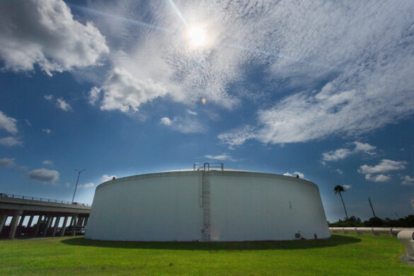 County agrees to continue talks with city about taking over wastewater treatment