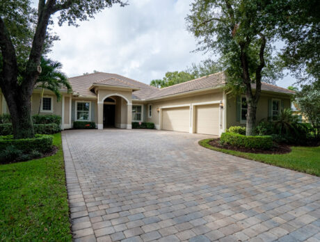 Meticulous attention to detail shows in Indian River Club home