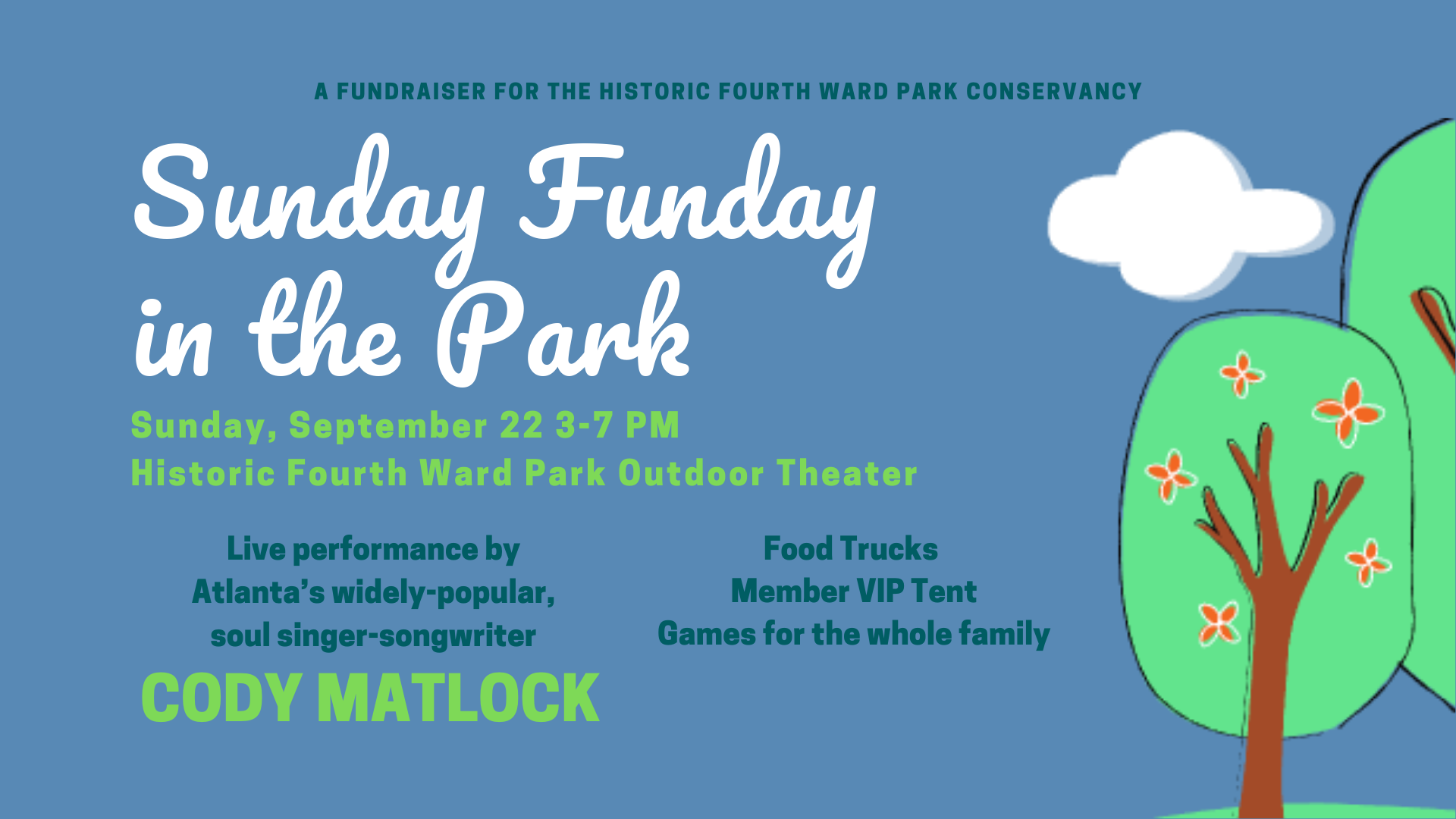 Historic Fourth Ward Park Conservancy