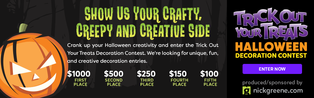 Nick Greene Halloween Contest 2019