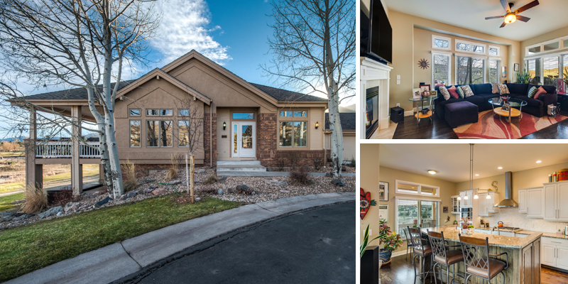 SOLD! Spectacular Willow Springs Ranch in Morrison