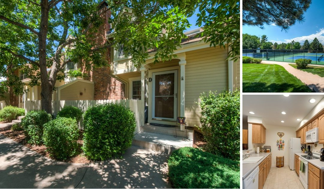 Sold! Lovely South Park Townhome
