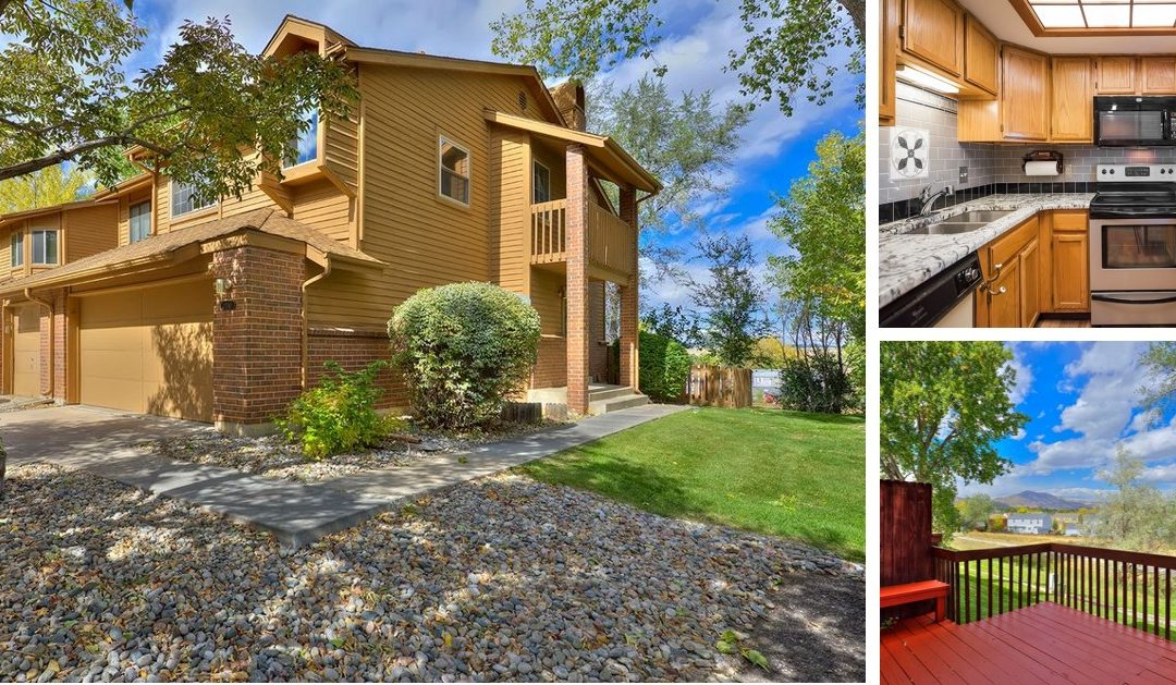 Leased! 3-Bed 3-Bath Morrison Townhome