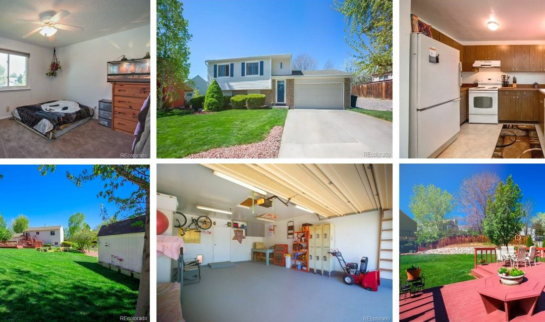 Sold! Terrific Home with Sprawling Backyard