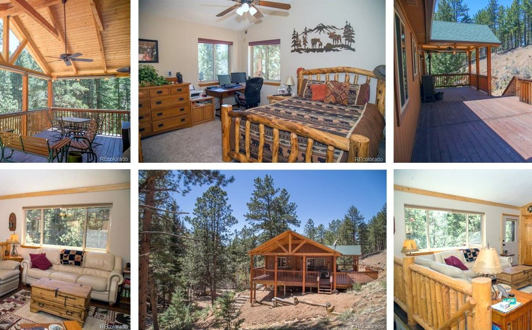 Sold! Mountain Home in Turkey Rock Ranch
