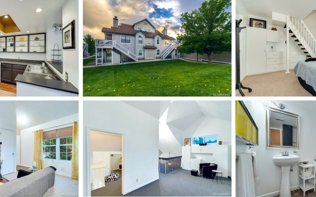Sold! Whimsical Littleton Penthouse Condo