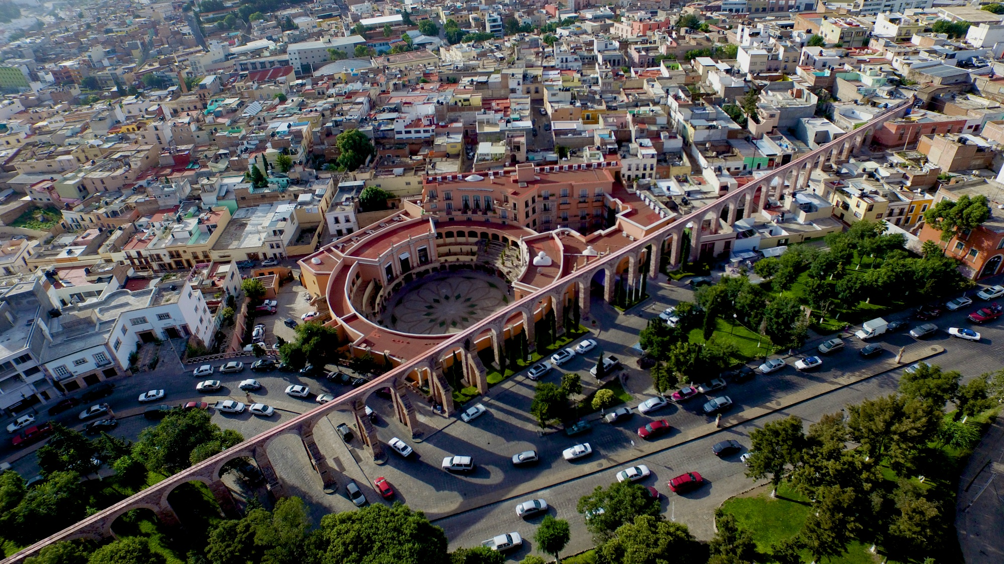 Aerial Photo in Mexico