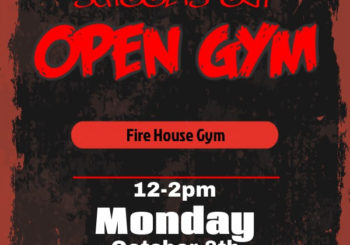 October Special Open Gym's