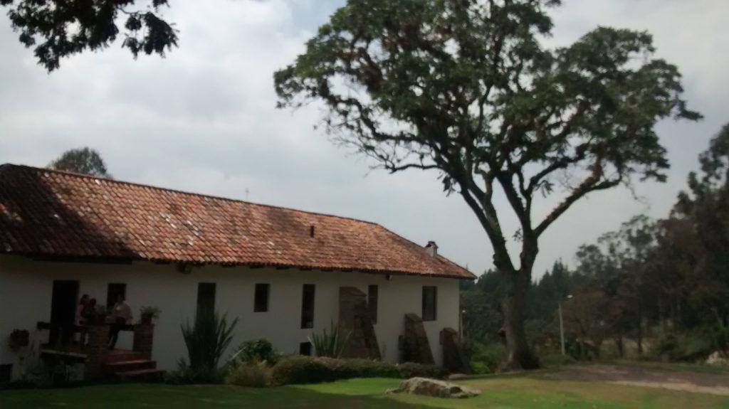 Casona de la Hacienda El Noviciado (1)