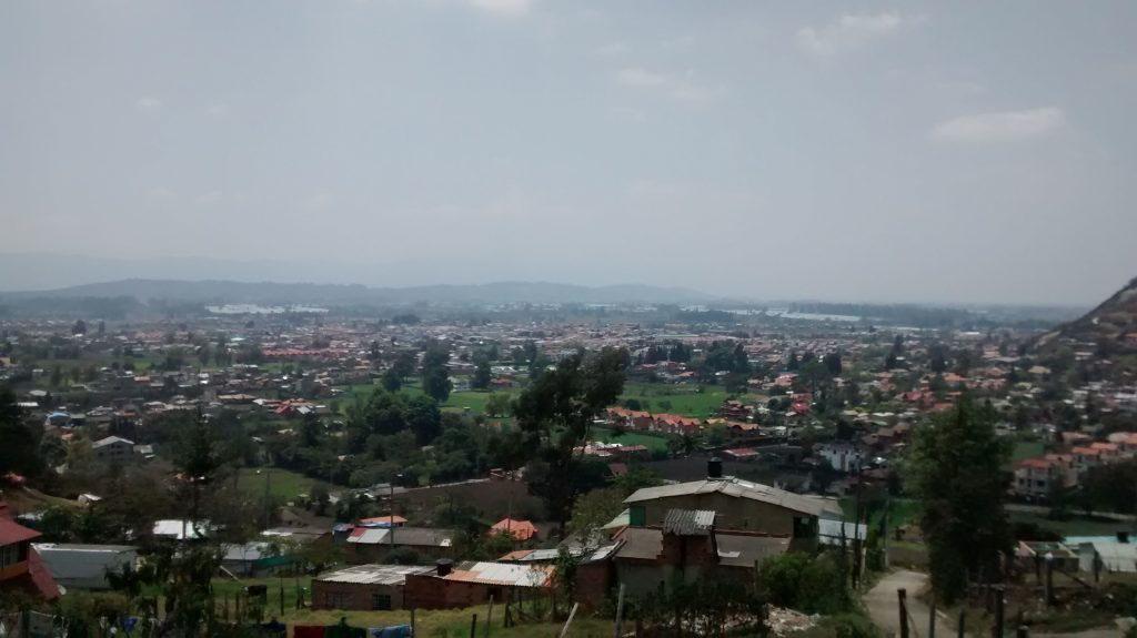 Vista desde el barrio El Pesebre (3)