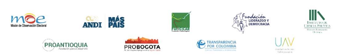 Nace alianza por la transparencia de la financiación de las campañas políticas en Colombia