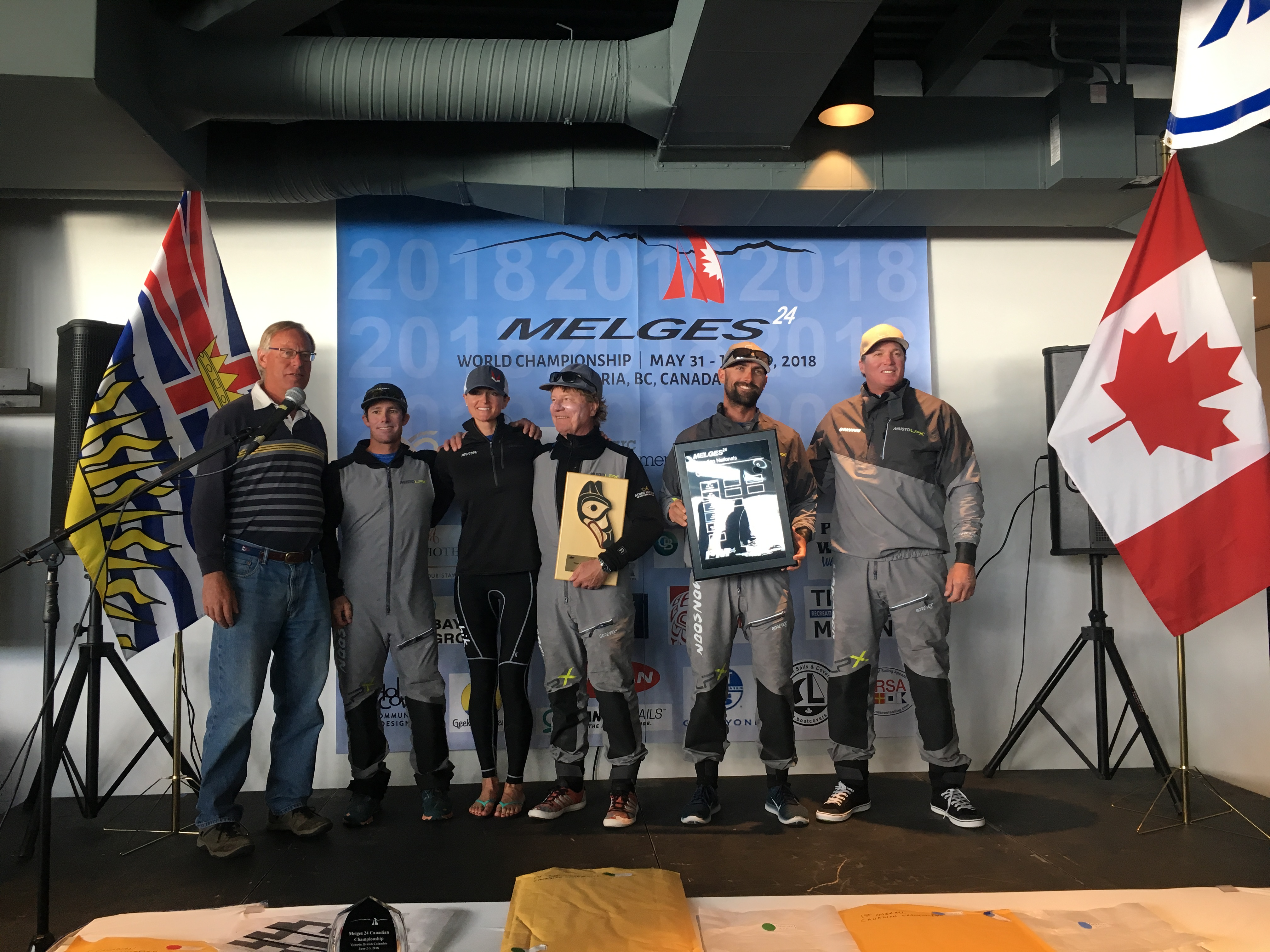 """Monsoon"" takes 2018 Canadians Title"