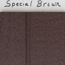 Paint-Special Brown