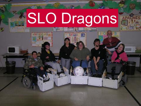 SLO Dragons group image