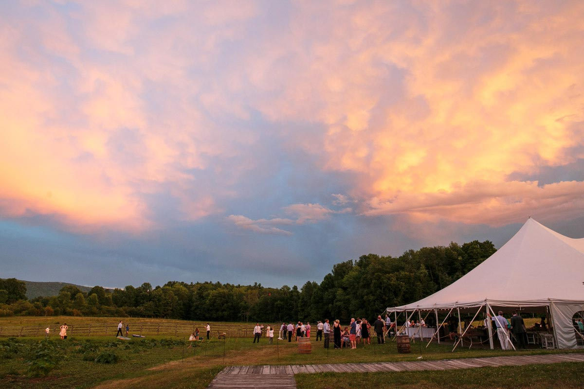 hancock shaker village weddings