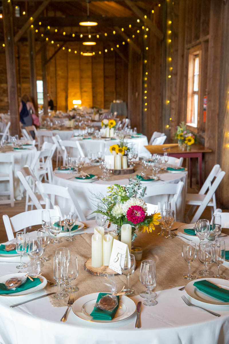 1910 barn hancock shaker village wedding