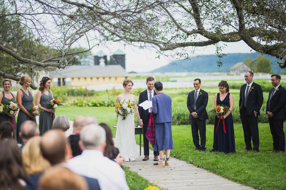 hancock shaker village wedding photography