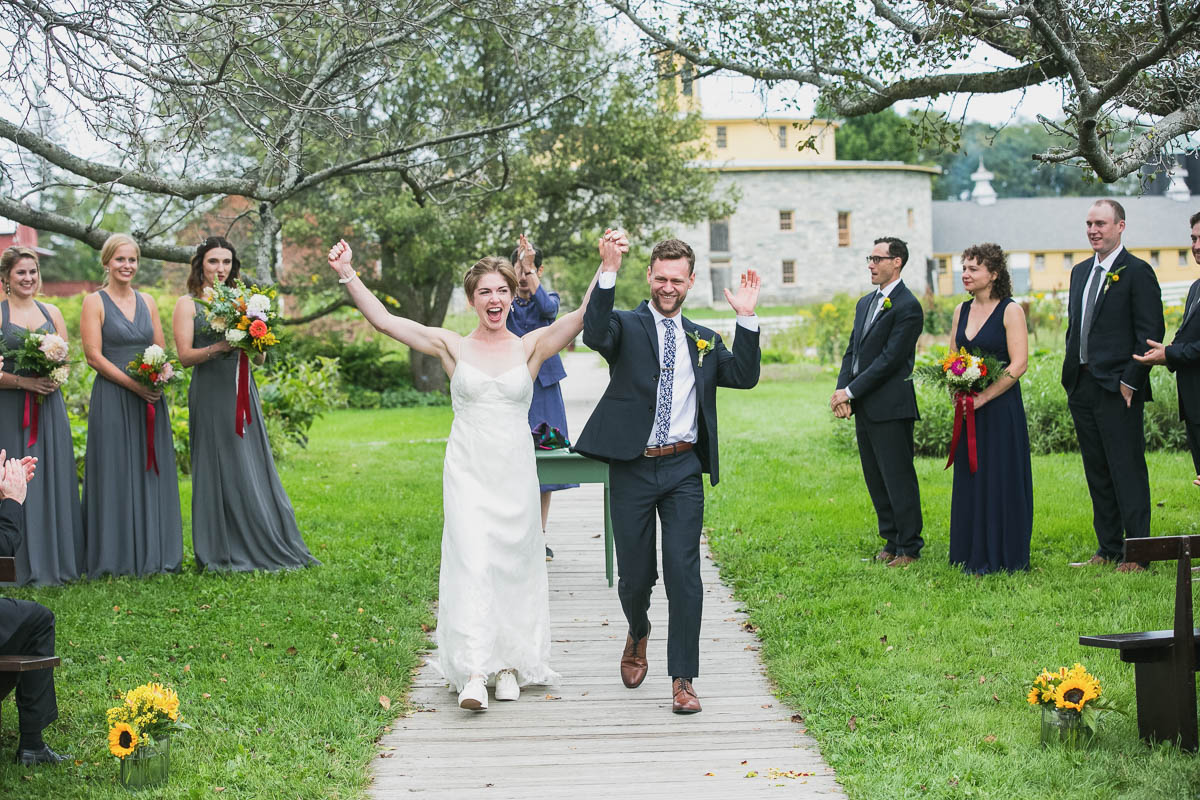 hancock shaker village wedding photographer