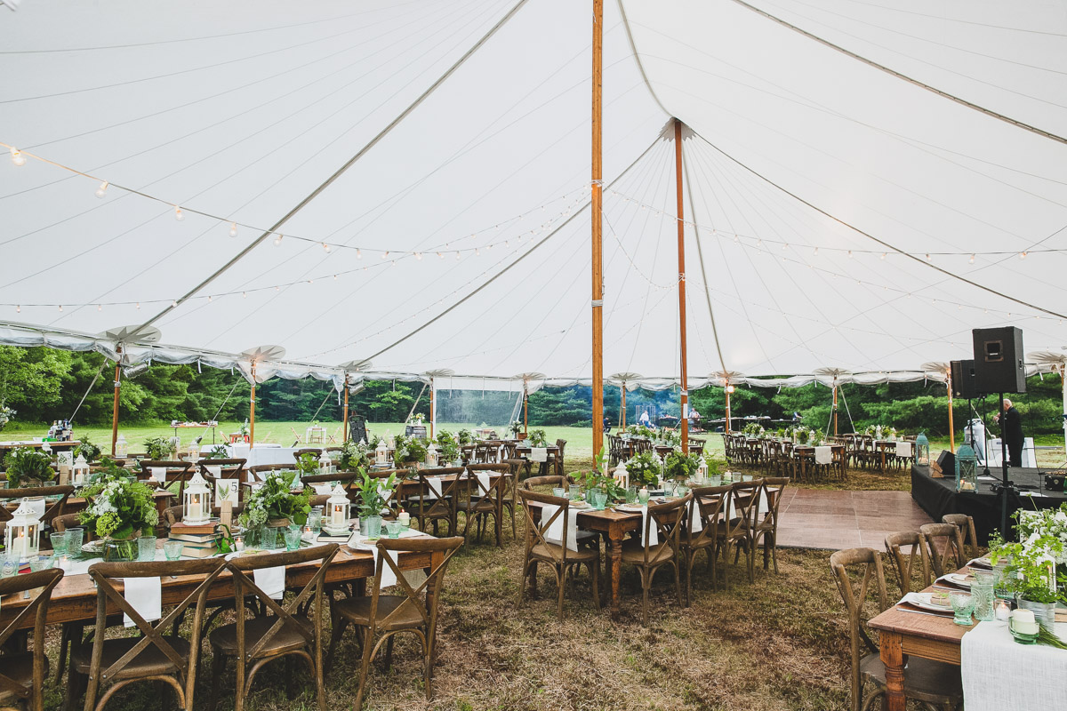 classical wedding tents