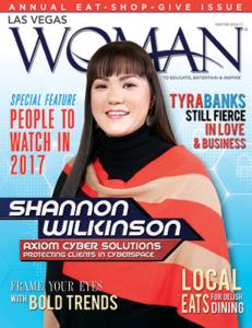 Las Vegas Woman