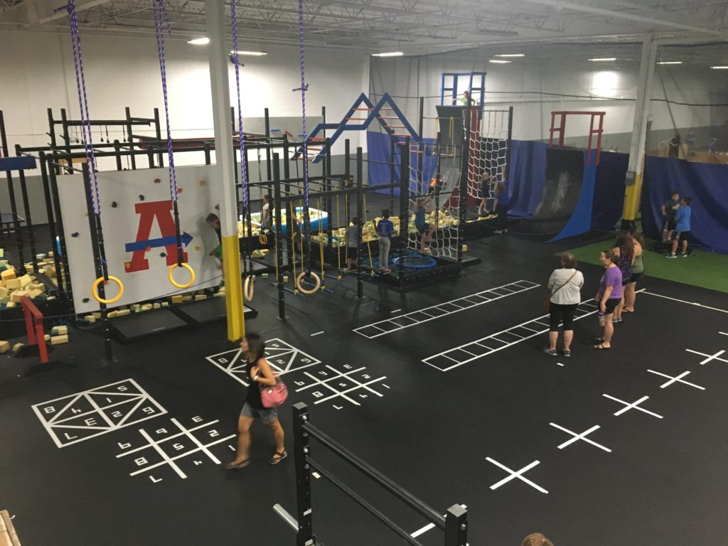 Obstacle Course Image