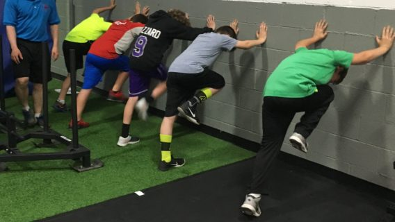18U Speed and Agility Class