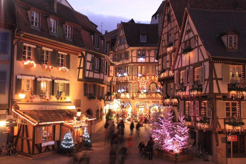 Strasbourg France Christmas Time.Strasbourg France Explore The Holiday Markets Ladyhattan
