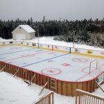 Bringing Hockey To Your Own Backyard