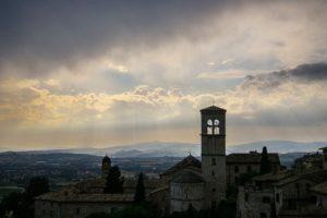 Assisi, via Pixabay