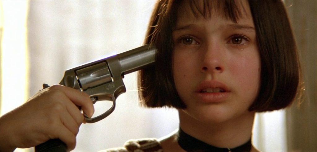 Natalie Portman in Léon