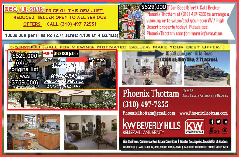PhoenixThottam.com – Keller Williams Beverly Hills (W: 310.497.7255)