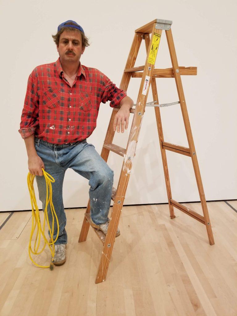 Duane Hanson, SF MOMA
