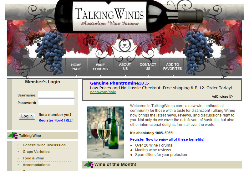 Talking Wines (community)