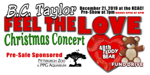 Feel The Love Christmas Concert