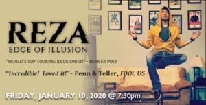 REZA – Edge of Illusion