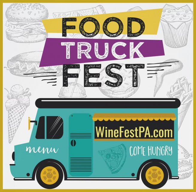 Indiana's Wine Shine 'n FoodTruck Fest
