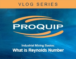 Industrial Mixing Reynolds Number