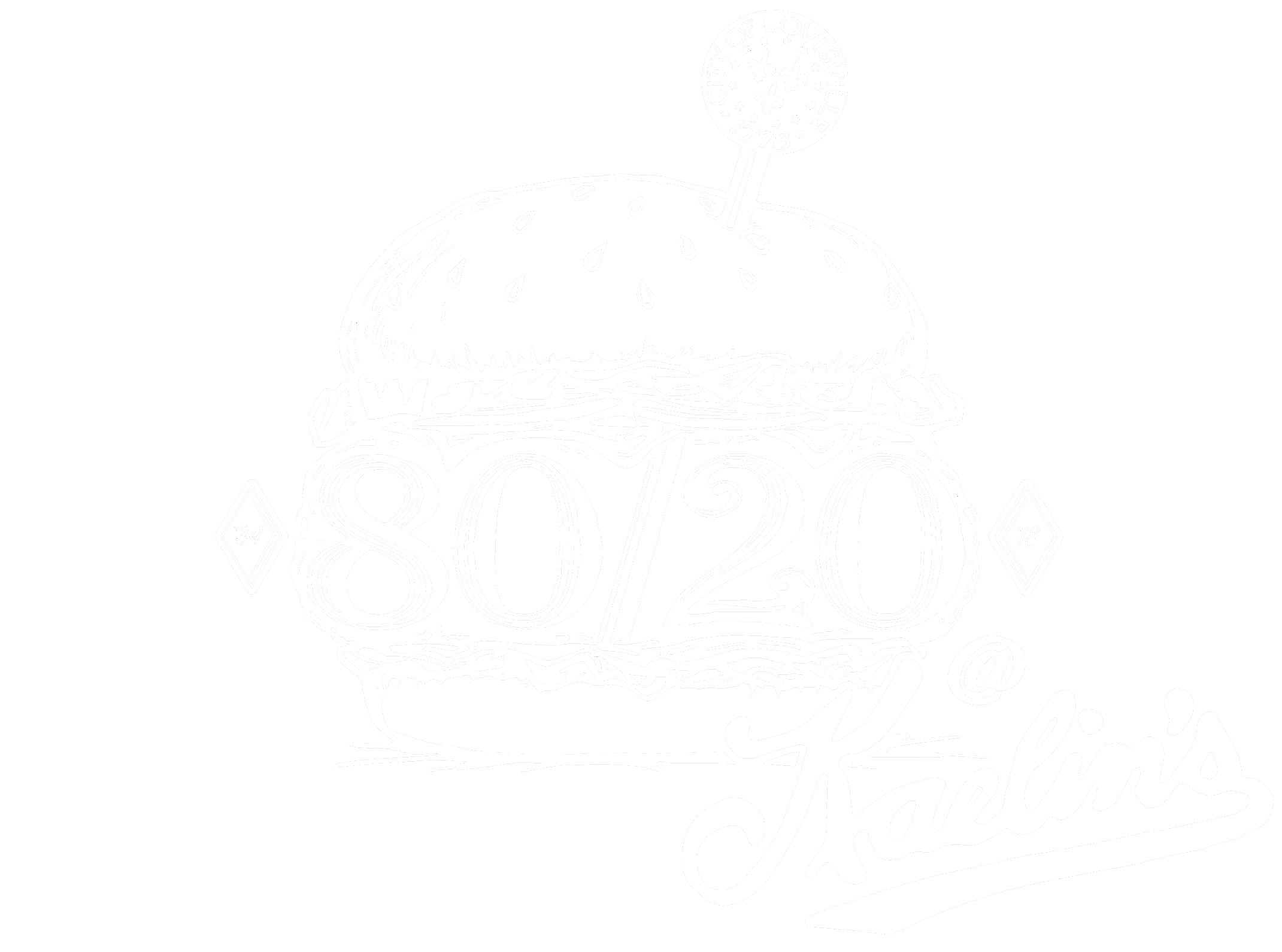 80/20 at Kaelin's | A Louisville Restaurant And Ice Cream parlor | 8020 Home Of The Original Cheeseburger | Catering, Private Dining, Party space, Bar and Family Dining 502-200-8020
