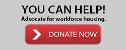 Help us advocate for housing: Donate Now