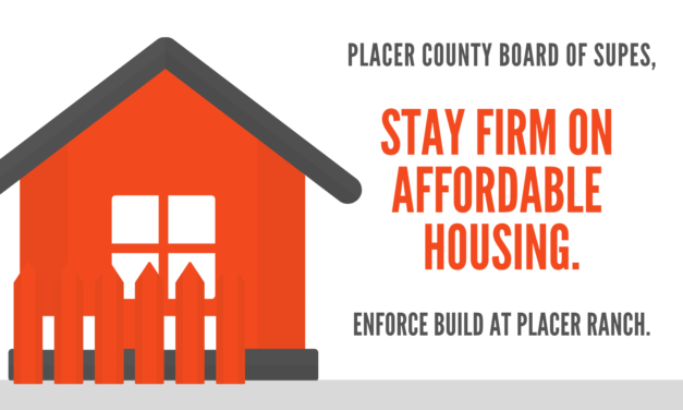 Calling for More Action on Affordable Housing