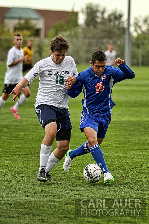 2012 HS Soccer: Standley Lake vs Centaurus